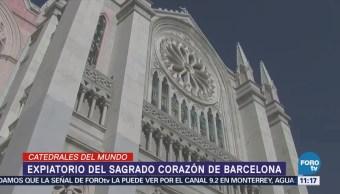 El origen del Expiatorio del Sagrado Corazón de Barcelona
