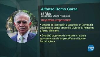 peje equipo transición Luis Miguel González, Enrique Quintana,