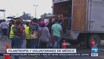 El voluntariado en México, un esfuerzo sin interés