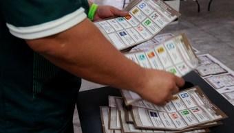PES y Nueva Alianza perderían registro tras cómputo de INE