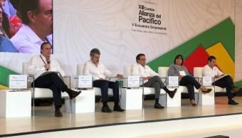Empresarios destacan apertura comercial en la Cumbre de la Alianza del Pacífico