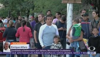 Enrique Alfaro afirma que elección de Jalisco