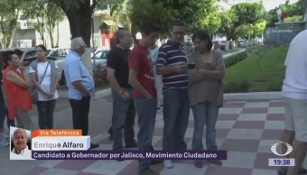 Enrique Alfaro invita a adversarios a aceptar resultados