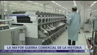 Entran en vigor nuevos aranceles a productos chinos en EU