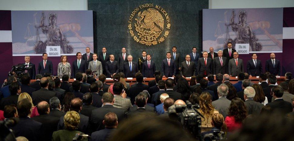 Peña Nieto defiende reformas implementadas en su sexenio
