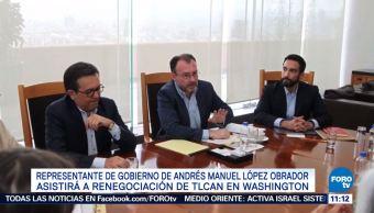 Equipo de AMLO se reúne con Guajardo por TLCAN, irá a EU