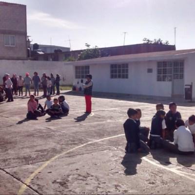 Ciudad de Puebla repara el 100% de las escuelas dañadas por sismo