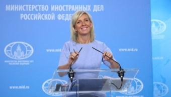 Rusia califica encargo político arresto agente rusa en EU