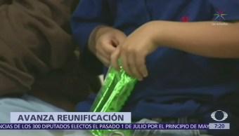 Estados Unidos devuelve 364 niños a sus familias