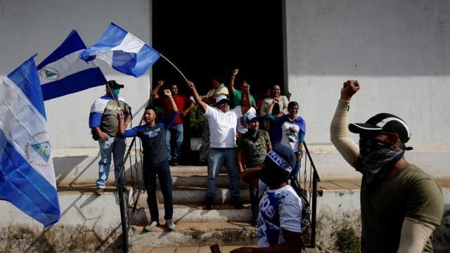 EU exige elecciones libres en Nicaragua restaurar democracia