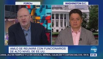 EU propondría a López Obrador contener a centroamericanos en México