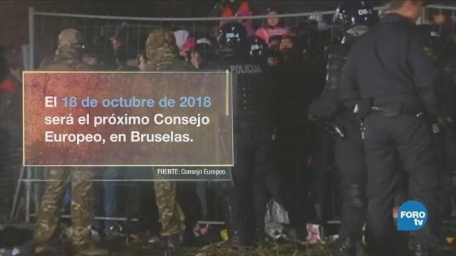 Europa se pone de acuerdo para enfrentar crisis de migrantes