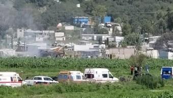 Suspenden temporalmente venta de pirotecnia en Tultepec