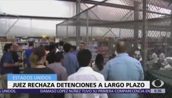 Familias migrantes no pueden estar detenidas indefinidamente