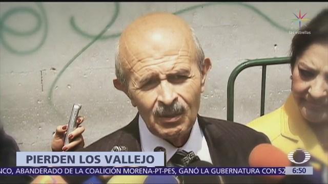 Fausto Vallejo queda penúltimo en voto por Alcaldía de Morelia