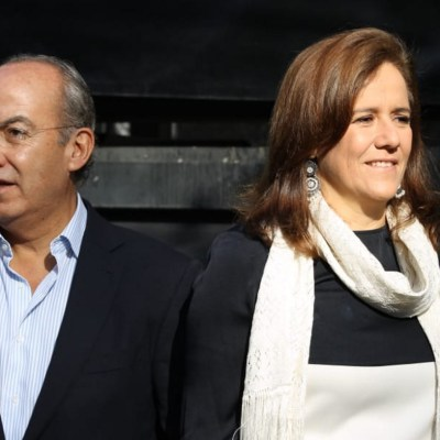 Felipe Calderón y Margarita Zavala felicitan a López Obrador por triunfo electoral