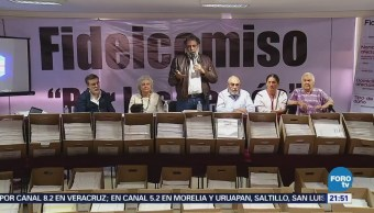 Fideicomiso Damnificados Rechaza Señalamientos INE Morena