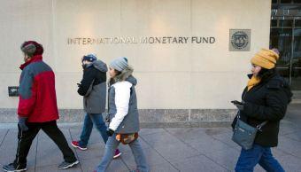 FMI mantiene previsión de crecimiento mundial en 3.9%
