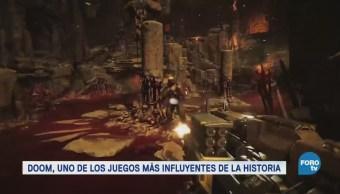 Doom, Historia Videojuegos Más Influyentes Historia
