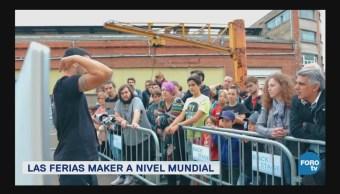 Ferias Maker Nivel Mundial