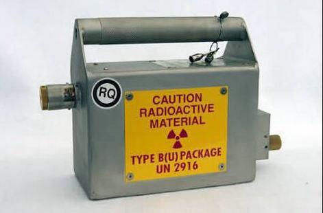 Alertaron a 12 estados por robo de fuente radioactiva en CDMX