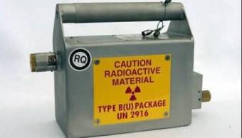 Gobernación emite alerta por robo de fuente radiactiva en CDMX