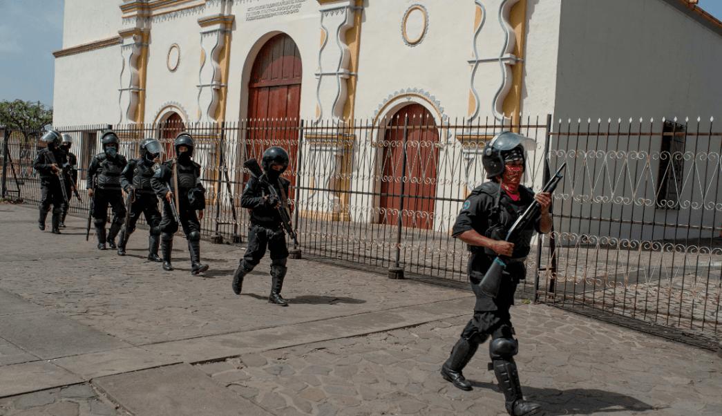 Gobierno de Nicaragua aísla y ataca a comunidad Masaya