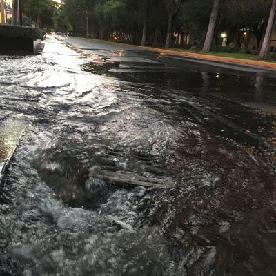 Siguen las fugas de agua en alcaldías de la Ciudad de México