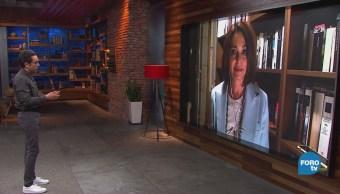 Genaro Lozano entrevista a Gabriela Sotomayor