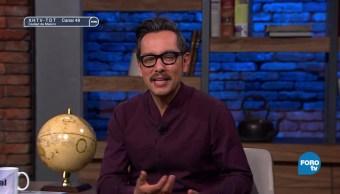Genaro Lozano entrevista a Lisa Sánchez