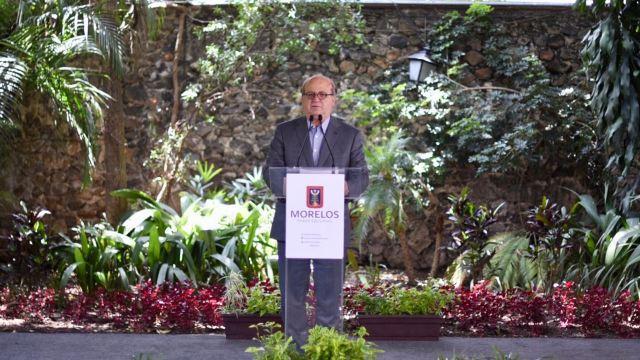 Graco Ramírez, preocupado por gobierno de Cuauhtémoc Blanco