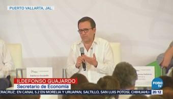 Guajardo encabeza encuentro empresarial en Jalisco