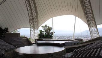 alistan auditorio guelaguetza presentaciones lunes cerro oaxaca