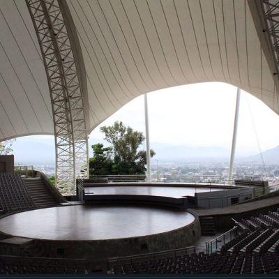 Alistan Auditorio Guelaguetza para presentaciones de Lunes del Cerro, en Oaxaca