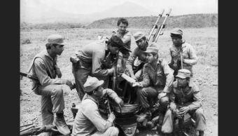 Se cumplen 39 anos de la Revolución Sandinista en Nicaragua