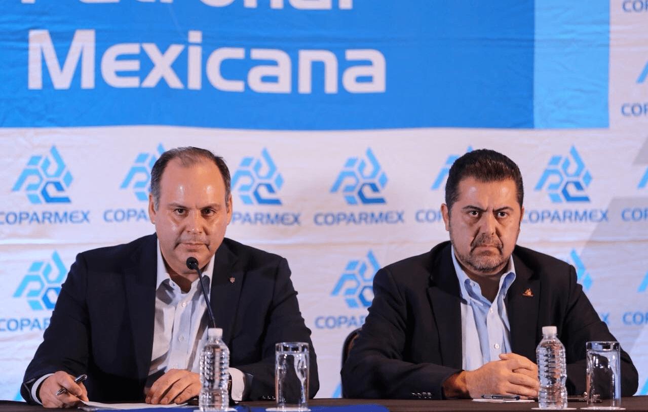 Coparmex señalará coincidencias y diferencias con López Obrador