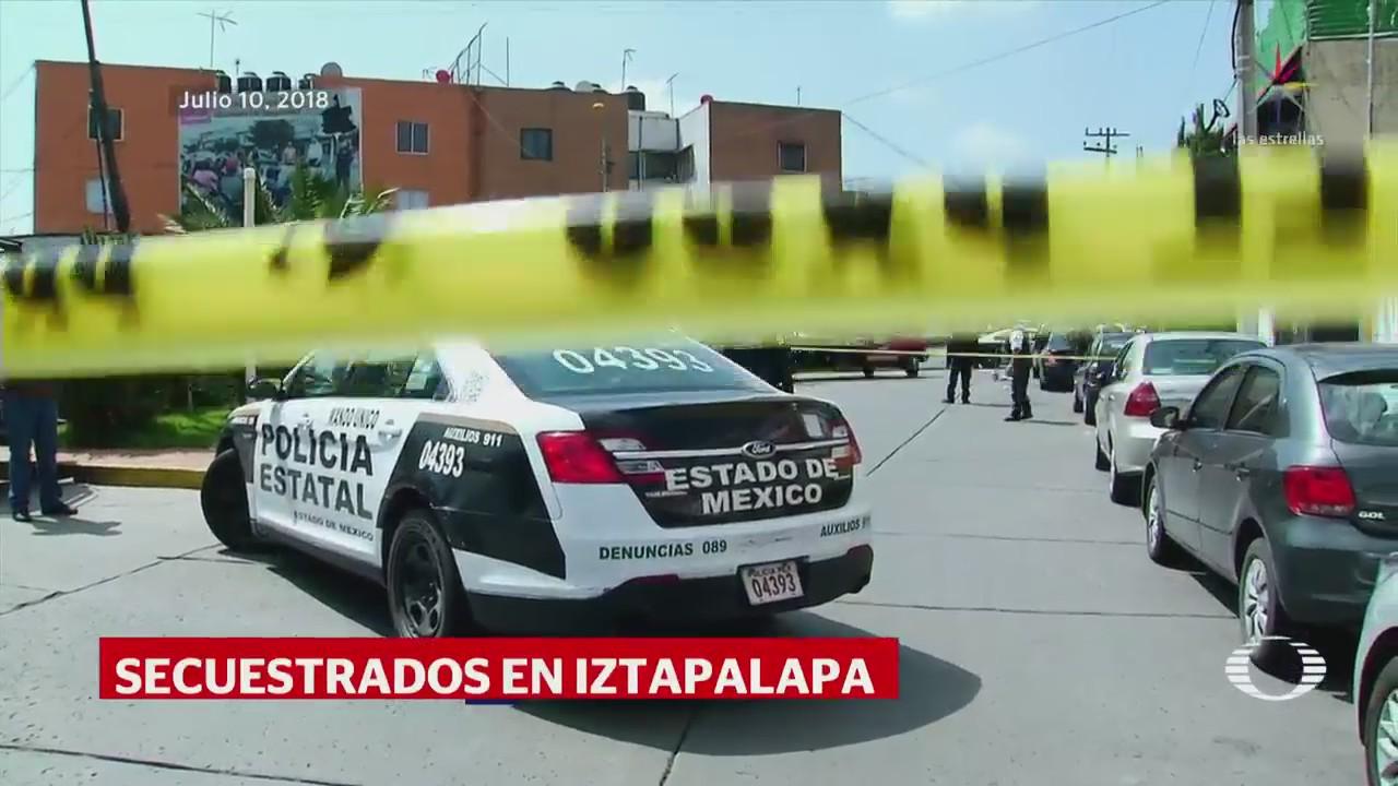 Identifican cinco de los seis cuerpos hallados en Neza