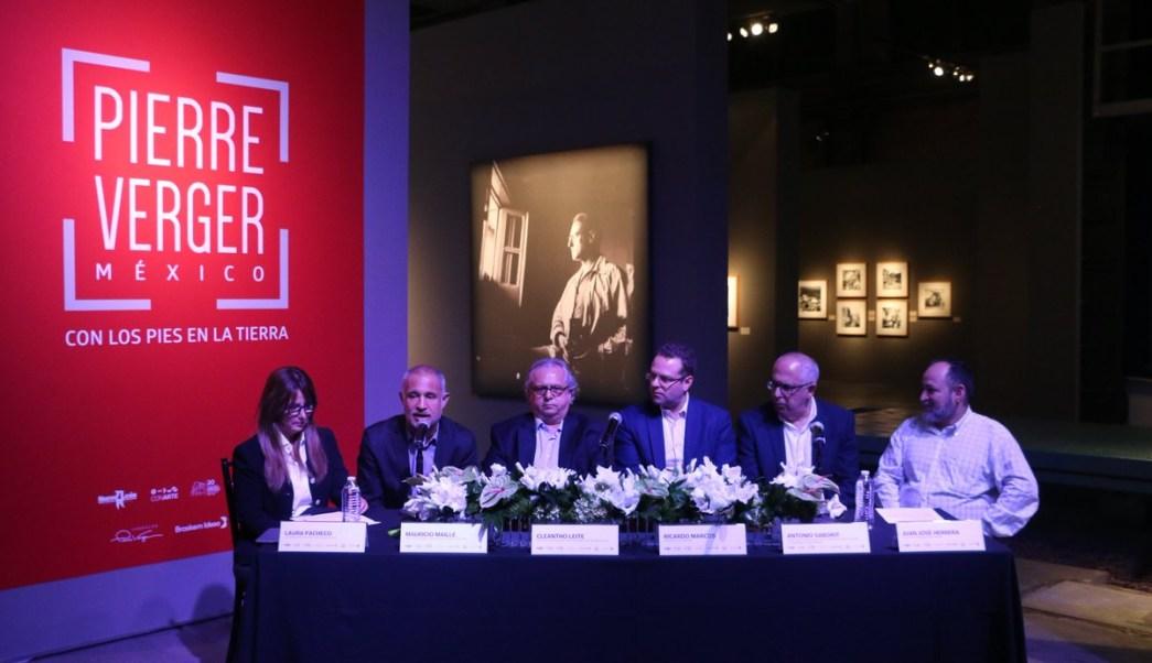 Inauguran muestra Pierre Verger, 'Con los Pies en la Tierra'