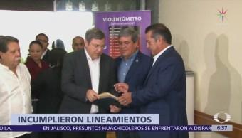 INE sancionará a Zavala, 'El Bronco