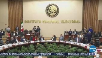 INE trabaja en concluir revisión de gastos