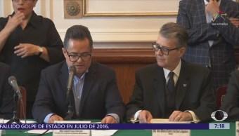 Inicia transición de ALDF a Congreso de la CDMX