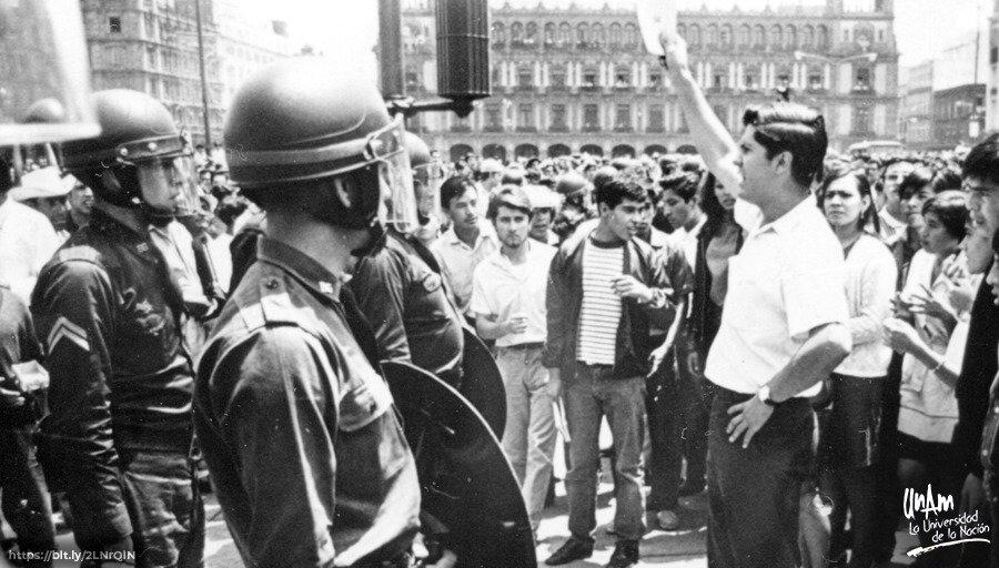 Jacobo Zabludovsky narró el 'bazucazo', hace 50 años