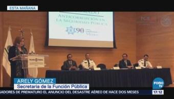 Instituciones Públicas Promueven Cultura Contra Corrupción