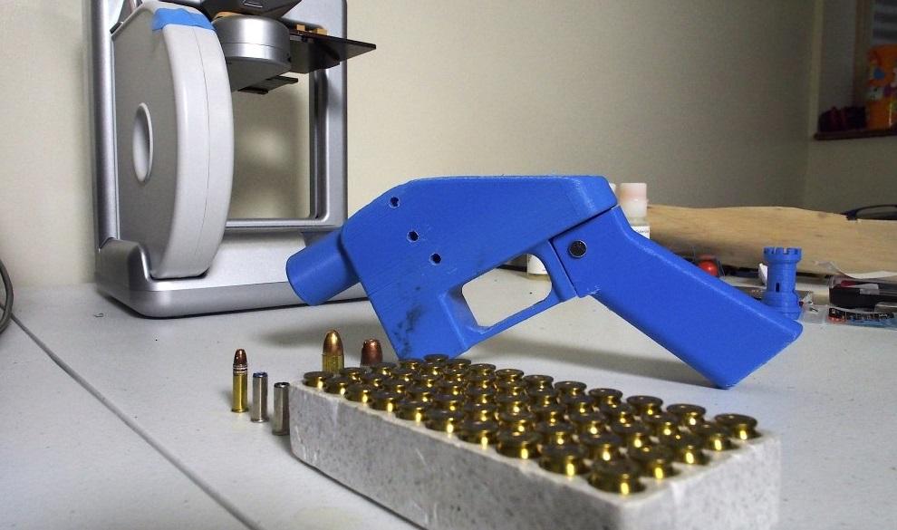 Juez bloquea autorizacion Trump liberar impresión armas 3D