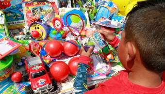 Inicia campaña canje juguetes bélicos por lúdicos en Colima