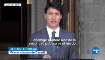 Justin Trudeau renueva su gabinete para enfrentar a Trump