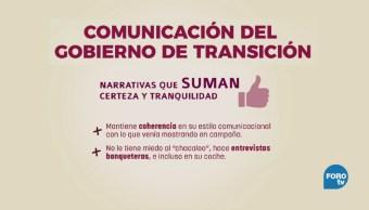 Comunicación Equipo Transición Claudio Flores, Vicepresidente De Lexia