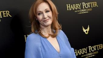 J.K. Rowling se burla de Trump Twitter presumir ser escritor