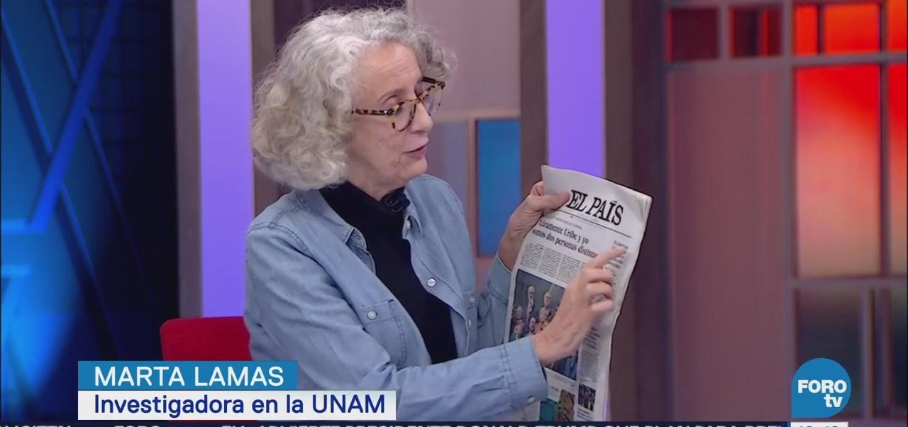 La propuesta de Olga Sánchez Cordero