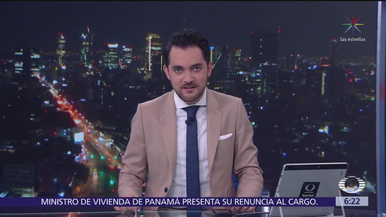Las noticias, con Danielle Dithurbide: Programa del 26 de julio del 2018